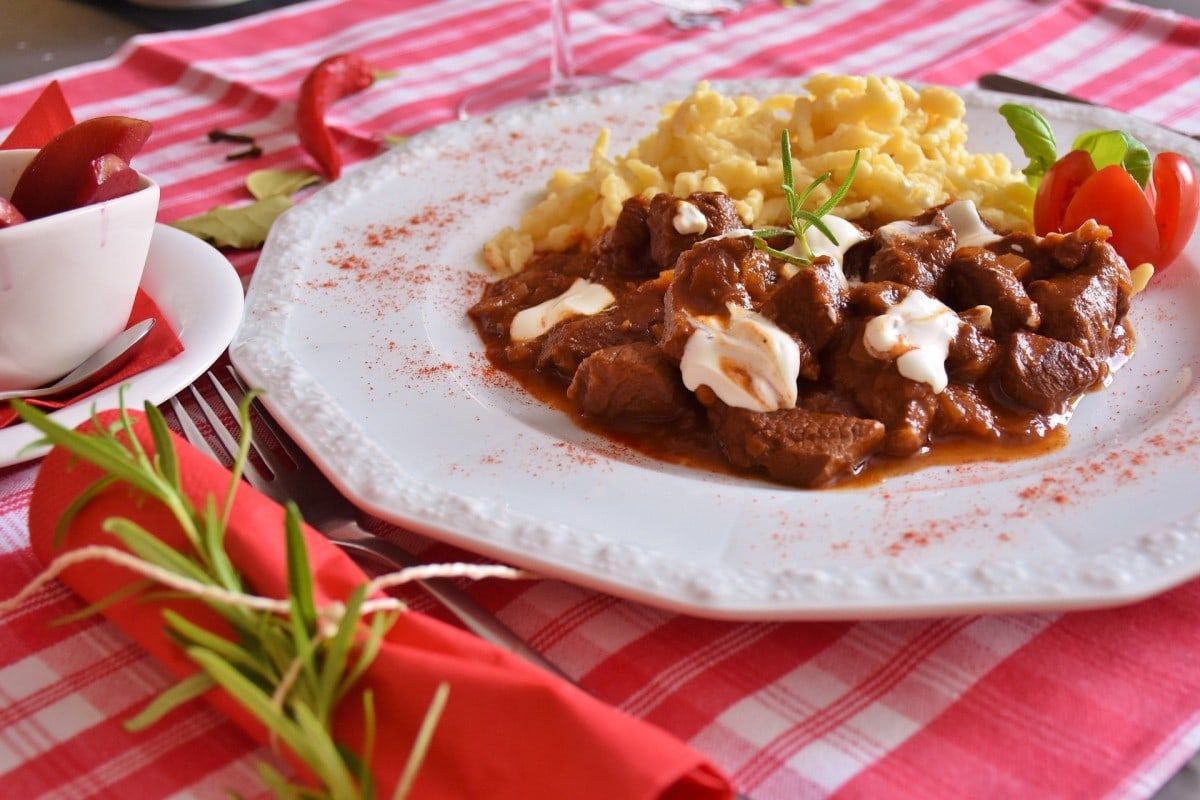 2 days in Budapest itinerary - Goulash