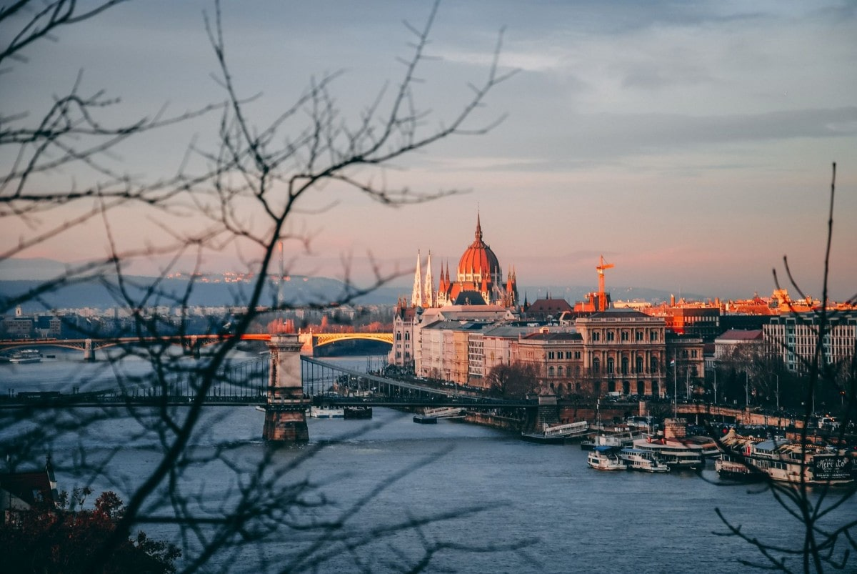 2 days in Budapest itinerary - Header