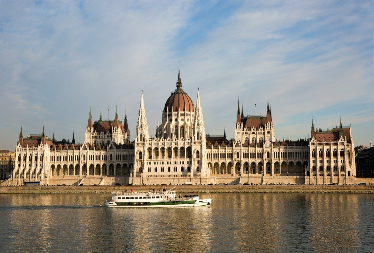2 days in Budapest itinerary - Parliament Building