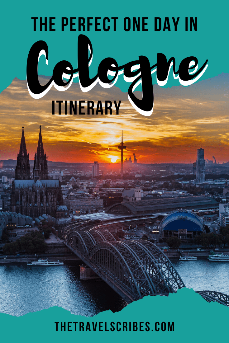 Heading to Cologne, Germany? After living there for three years we definitely have a tried-and-tested 1 day itinerary for Cologne jam-packed full of attractions!