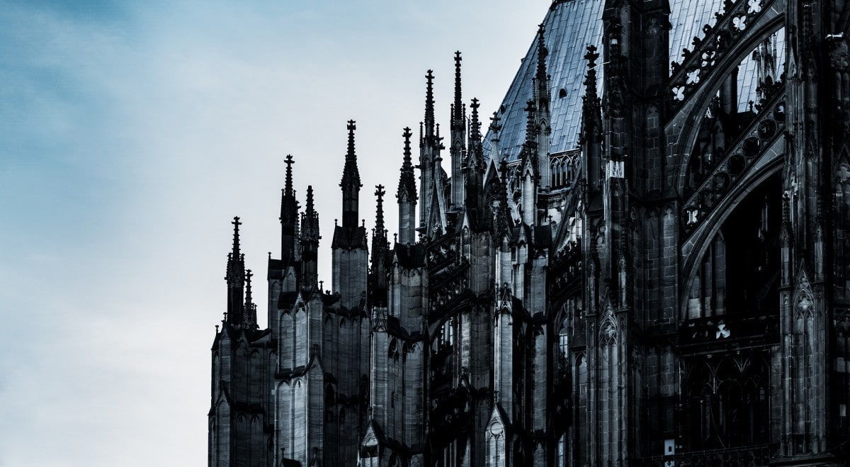 The Cologne Cathedral or Kolner Dom