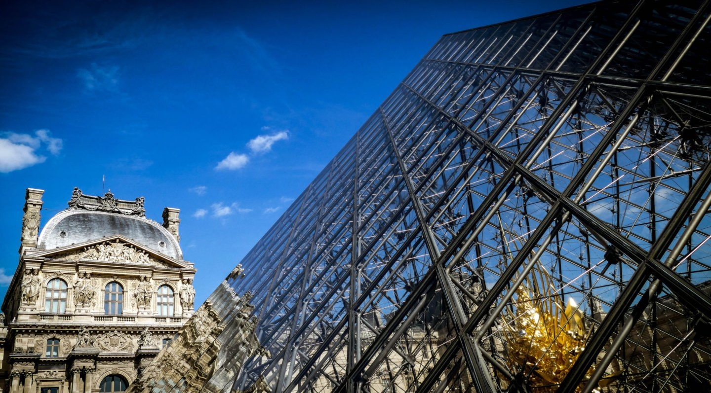 La Louvre, Paris - a must visit for 2 days in Paris