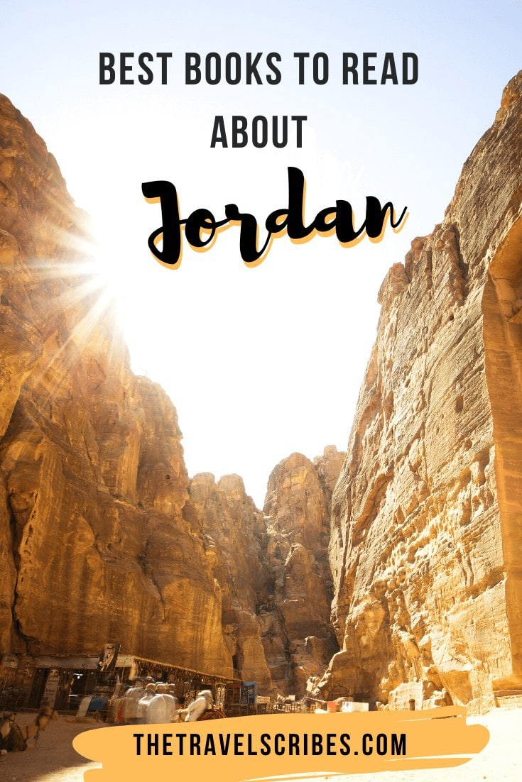Books about Jordan - ones to read before you go