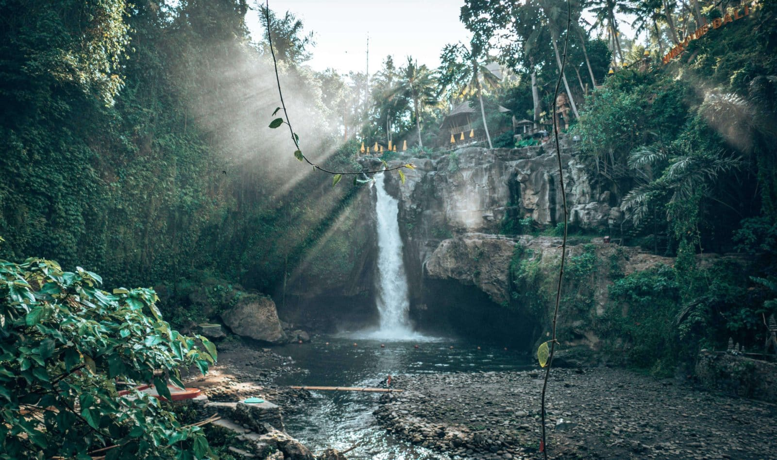 Ubud Waterfall - Tegenungan Waterfall