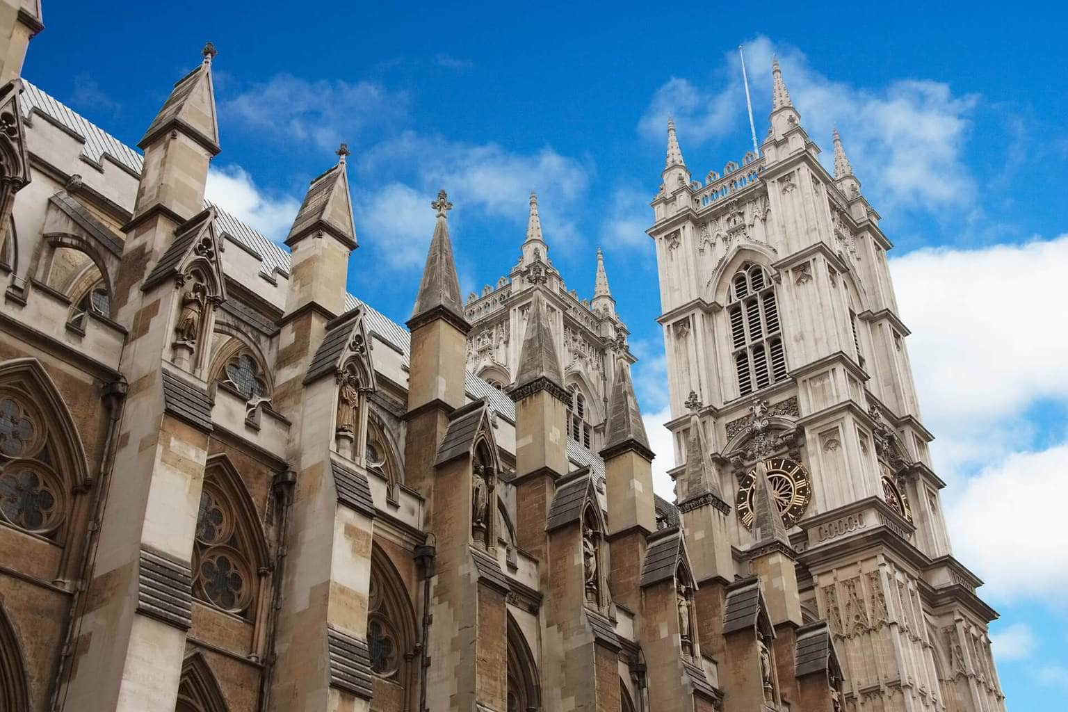 Buildings of Westminster Abbey