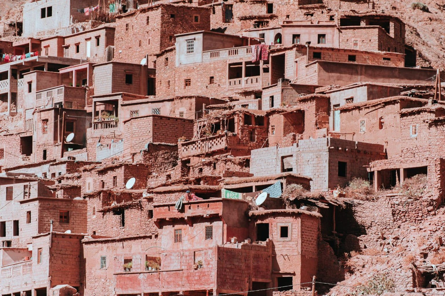 One week in Morocco - Atlas Mountains