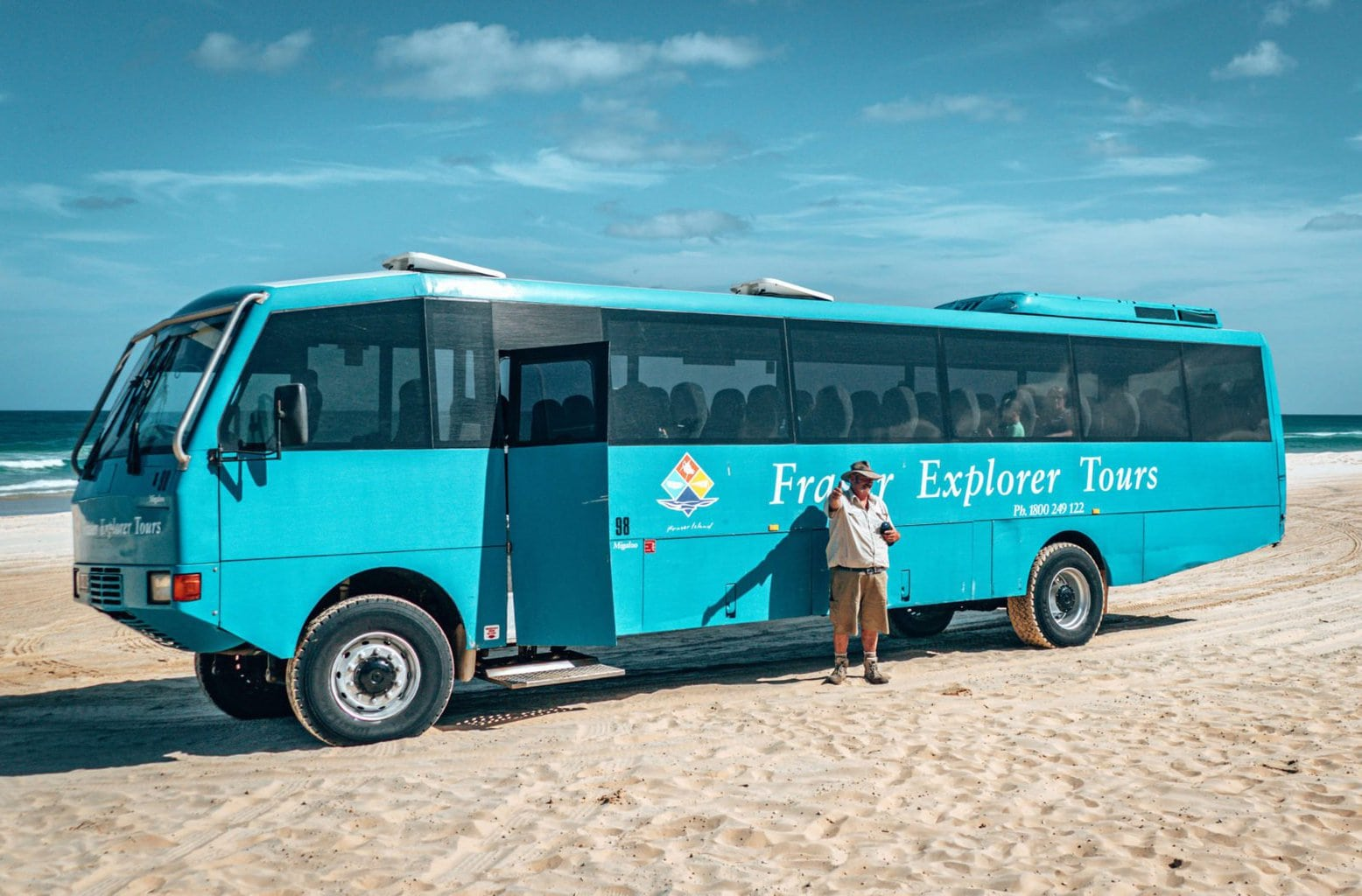 A tour with Fraser Explorer Tours