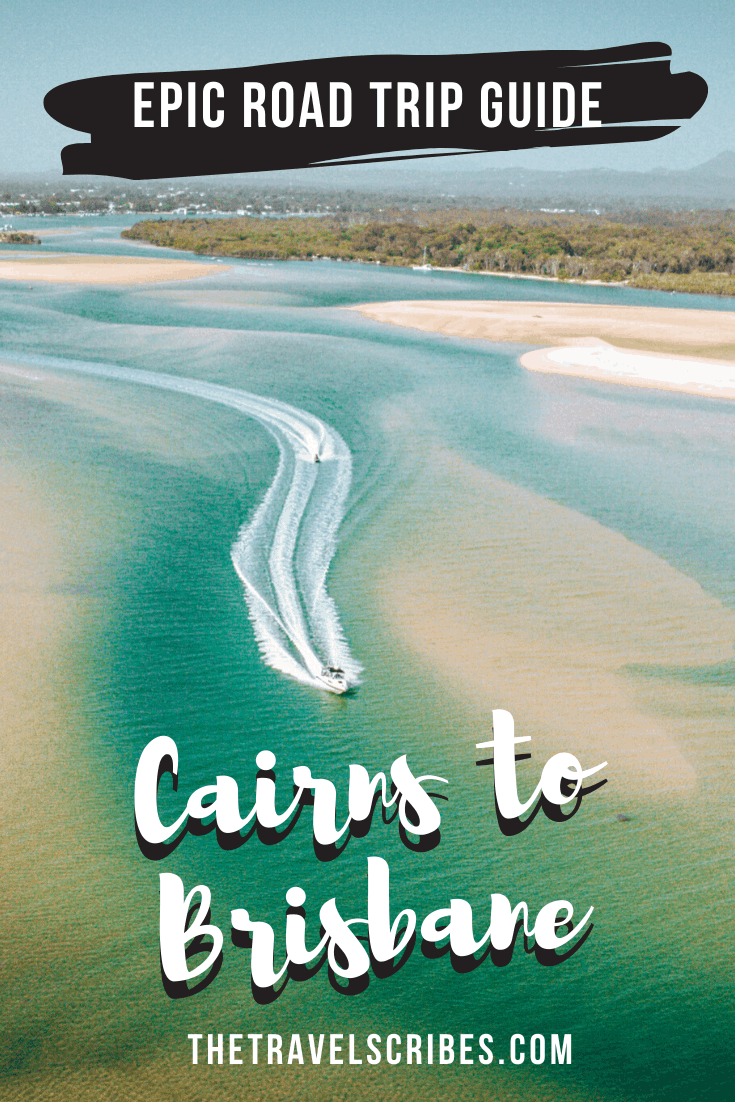 Cairns to Brisbane road trip guide