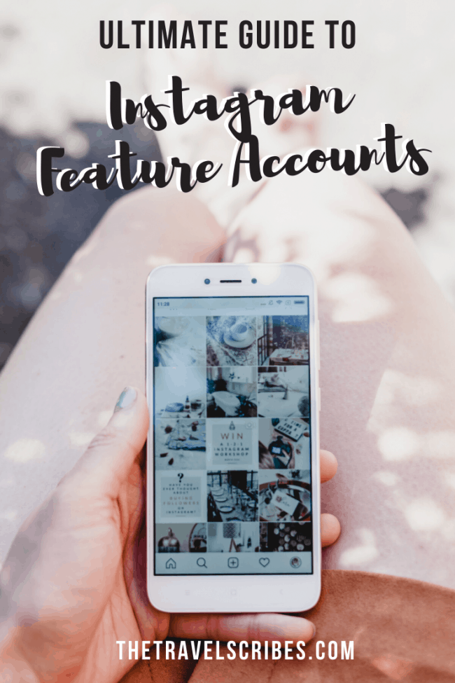 Instagram Feature Accounts