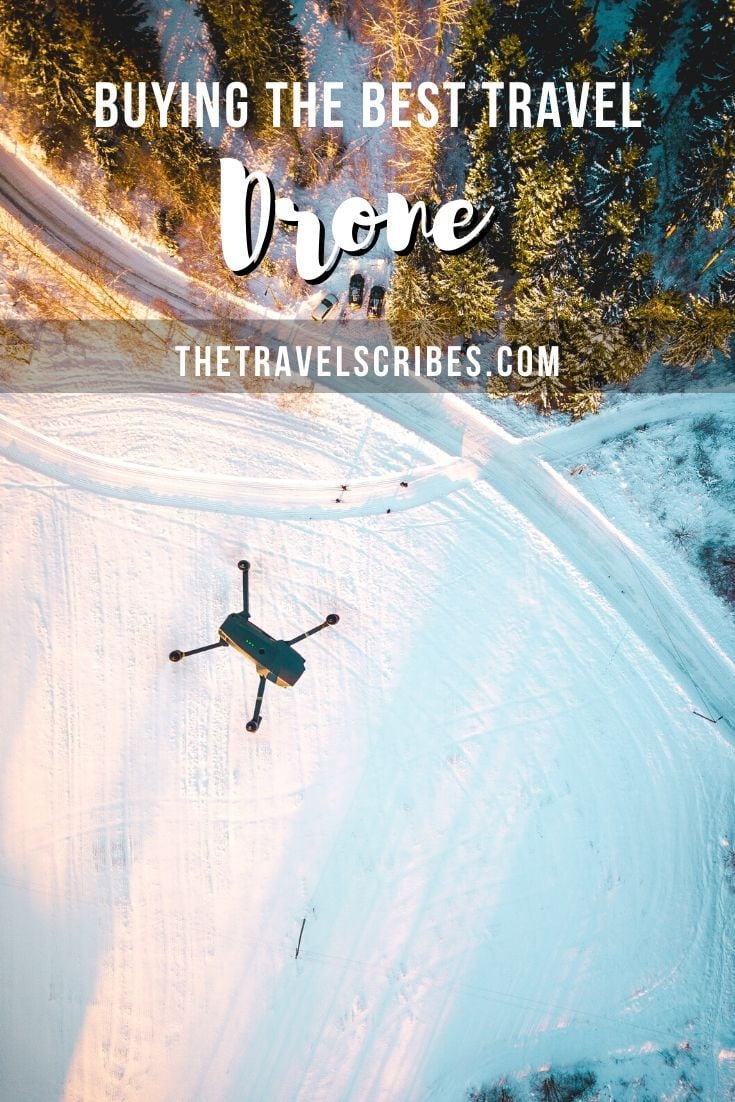 Best Drone for Travelling
