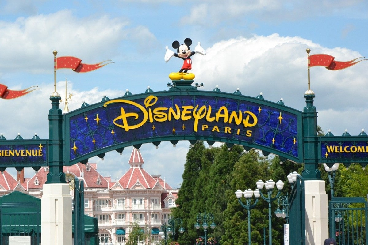 2 day Paris itinerary - Disneyland Paris