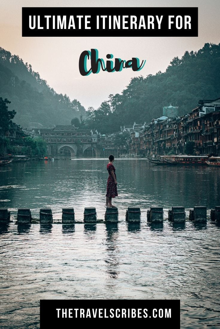 The ultimate itinerary for 2 weeks in China