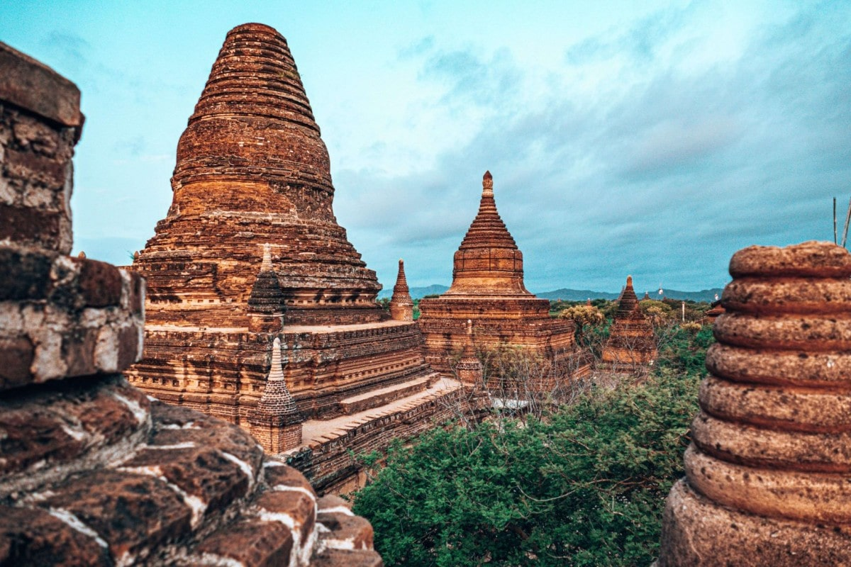 Bagan Travel Guide - Secret Temple