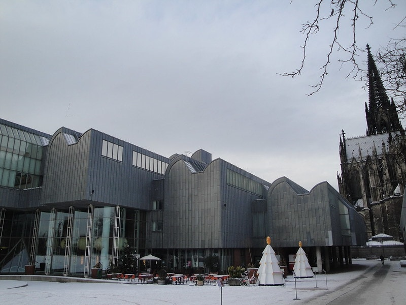 Visit Ludwig museum on your Cologne 1 day itinerary