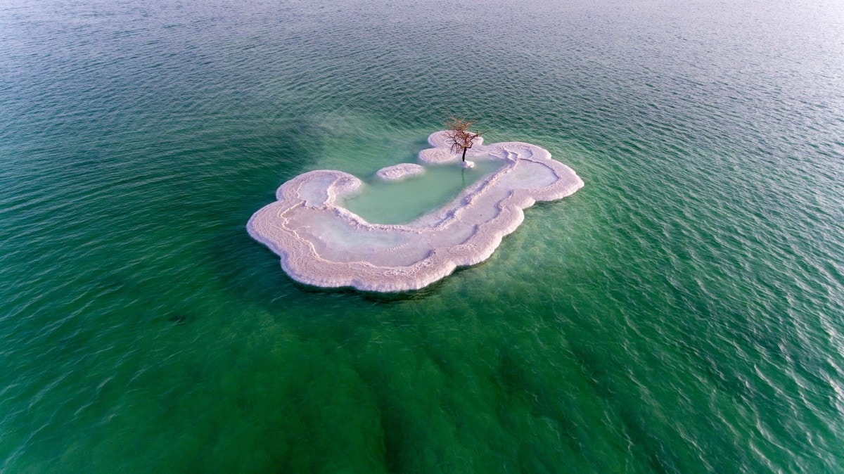 World landmarks - Dead Sea Jordan Israel