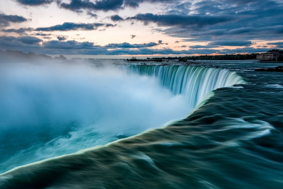 Famous places in the world - Niagara Falls