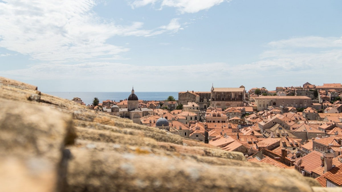 2 Days in Dubrovnik itinerary - Roof tops