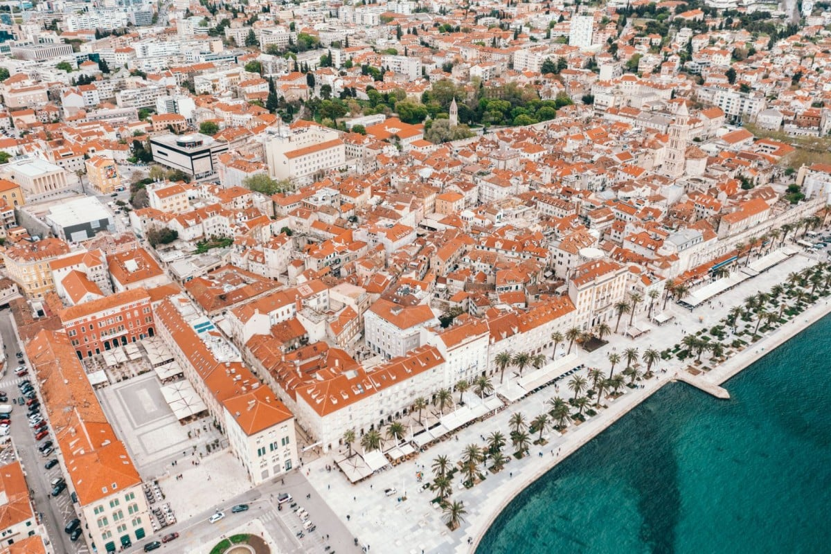 Definitely head to Split after Dubrovnik
