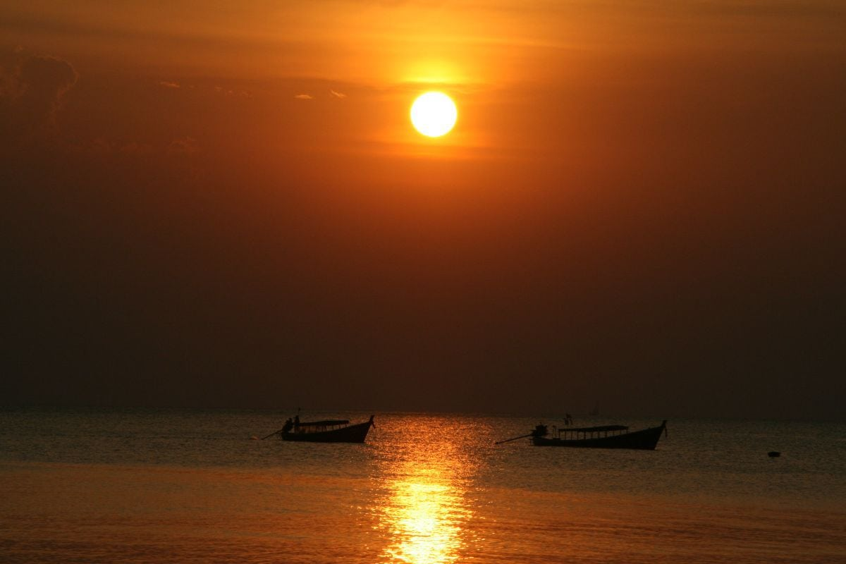 Hidden places in thailand - Koh Chang on the Andaman Coast