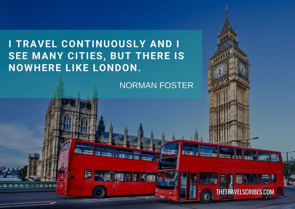 London key quotes