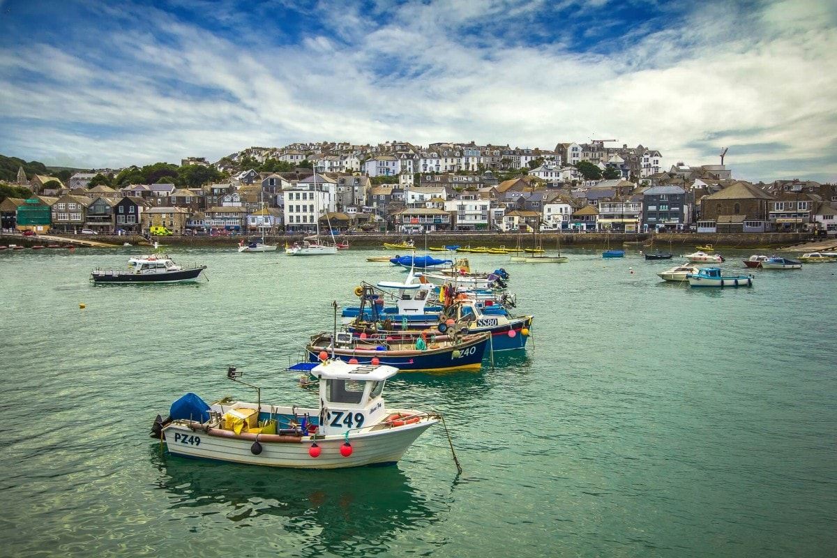 St Ives is a great stop on any UK road trip
