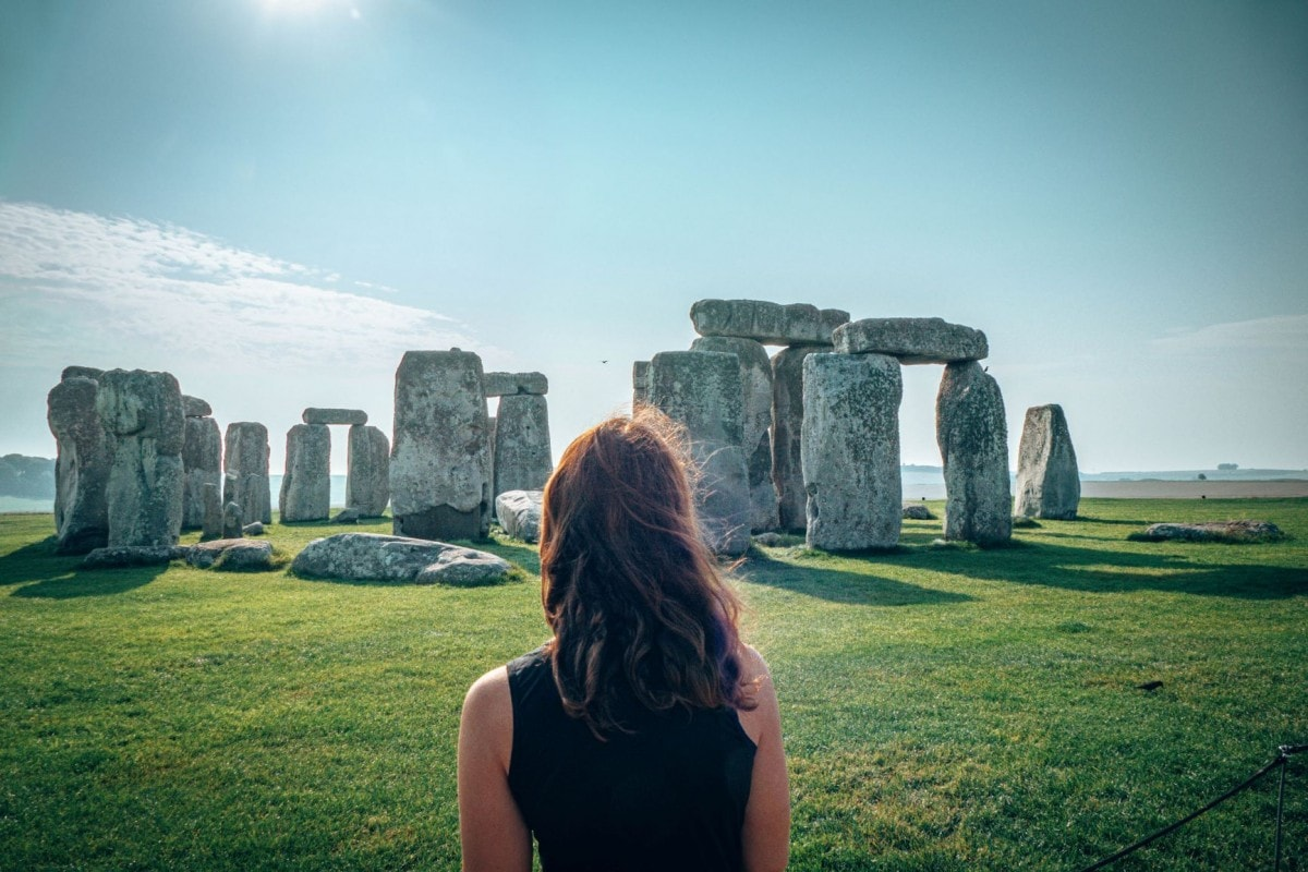 Places to stop on the way to cornwall - Stonehenge